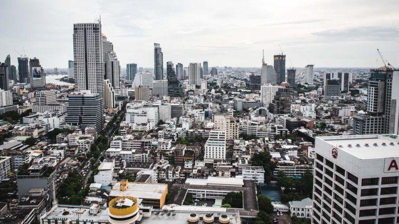 Bangkok ist ein Muss für jeden, der nach Thailand kommt.