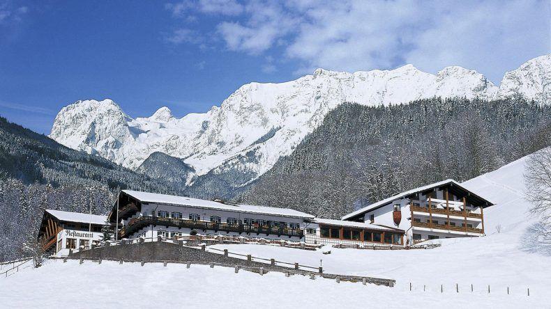 Perfekt für den Winterurlaub: Das Best Western Berghotel Rehlegg