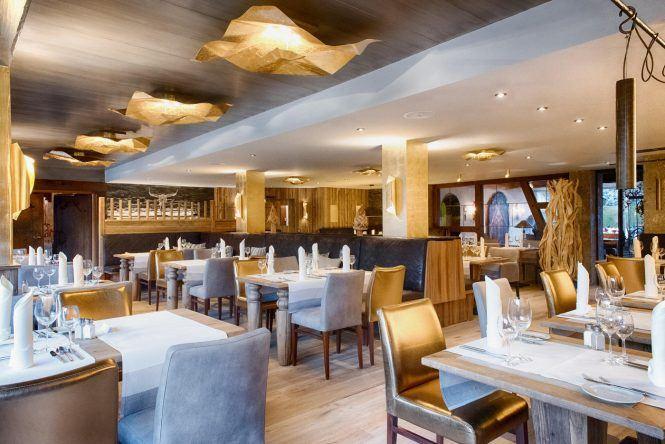 Restaurant im Best Western Hotel Obermühle