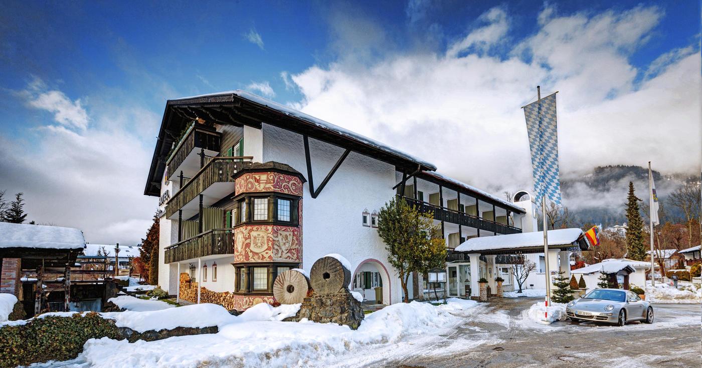 Das Best Western Hotel Obermühle