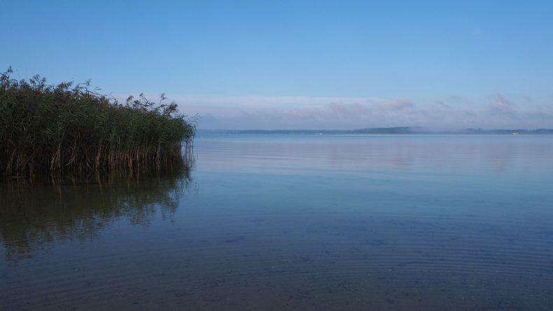 Der schöne See