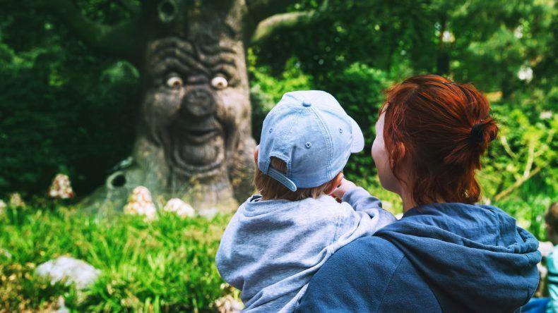 Zauberhaft märchenhaft geht es im Freizeitpark Efteling zu