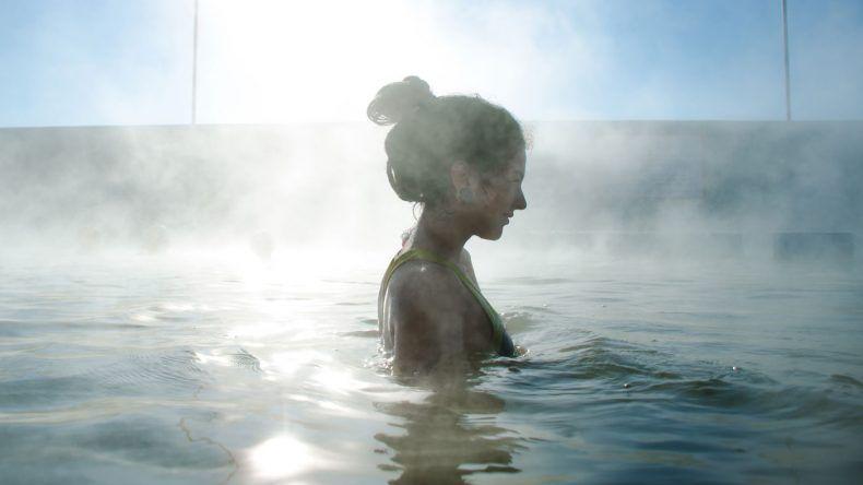 Entspannung pur verspricht ein Bad in warmem Thermalwasser.