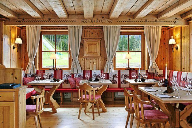 Restaurant im Gut Steinbach