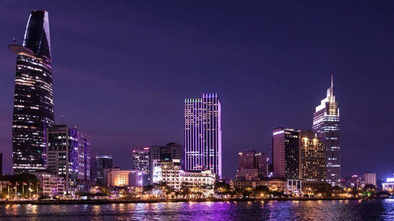 Langeweile gibt es hier nicht! Ho Chi Minh City