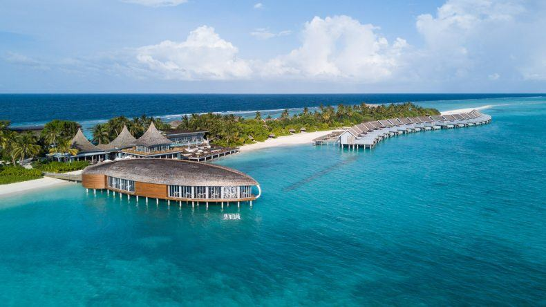 Kuramathi Island ist ein Traum für frisch Verliebte und Vermählte