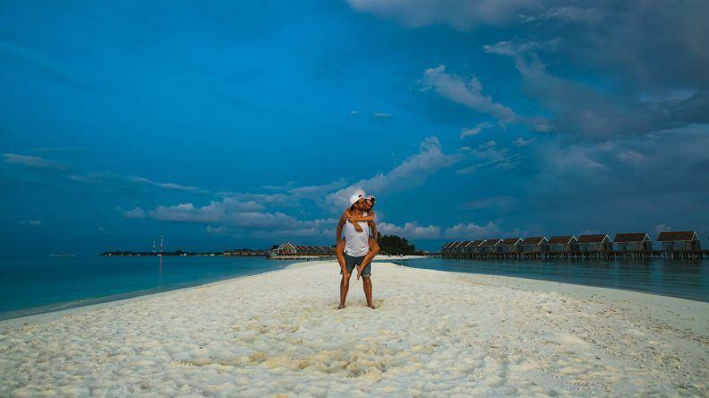 Flitterwochenziel Malediven! Warum? Darum!