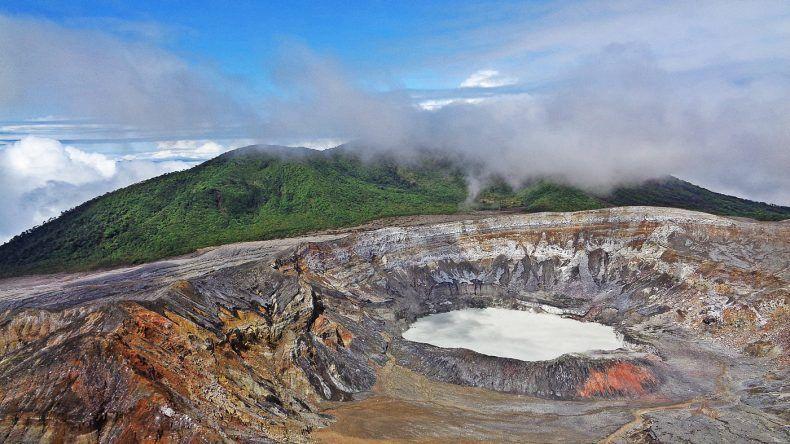 Definitiv gehört der Poás Vulkan zu Costa Ricas interessanten Orten