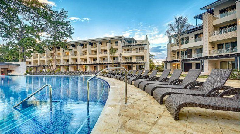 7 Restaurants erwarten euch im erst 2017 eröffneten Royalton Negril Resort & Spa