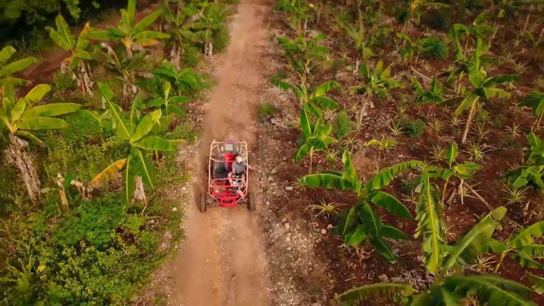 4. Adventure Buggy in Punta Cana