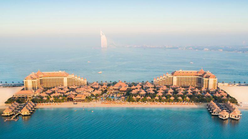 Das Anantara Dubai The Palm Resort and Spa lädt zum Luxusurlaub ein
