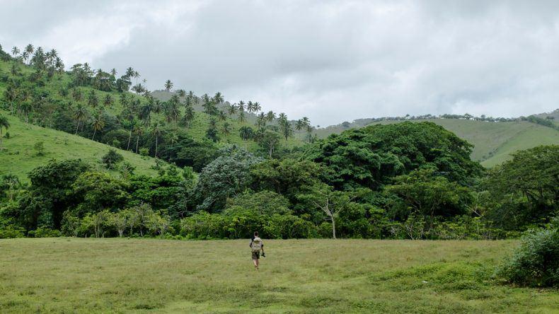 2. Wanderung durch Cordillera Oriental bei El Seibo