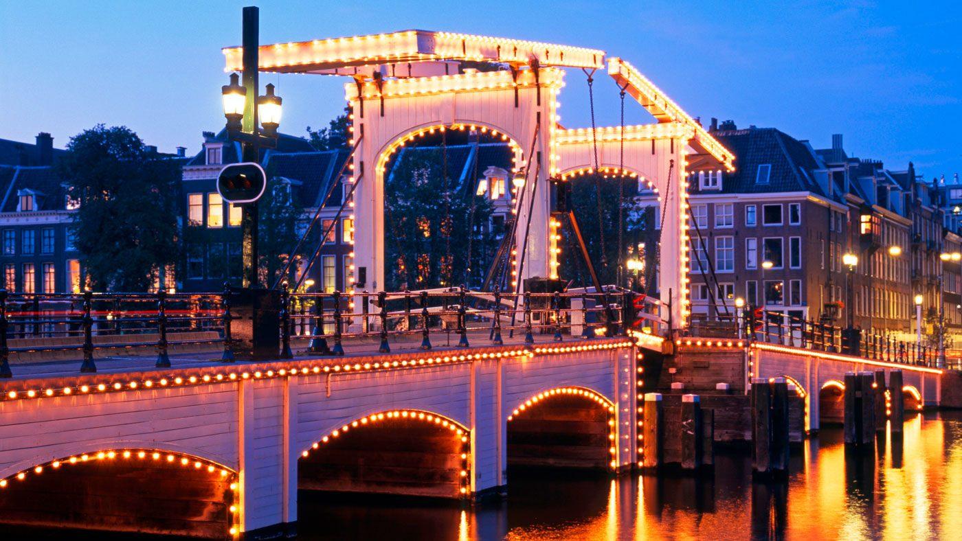 Jungesellenabschied in Amsterdam