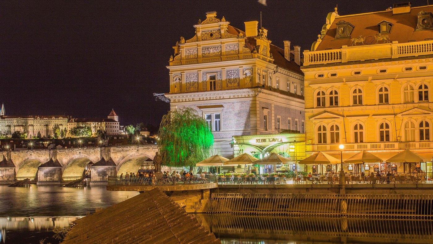 Jungesellenabschied in Prag