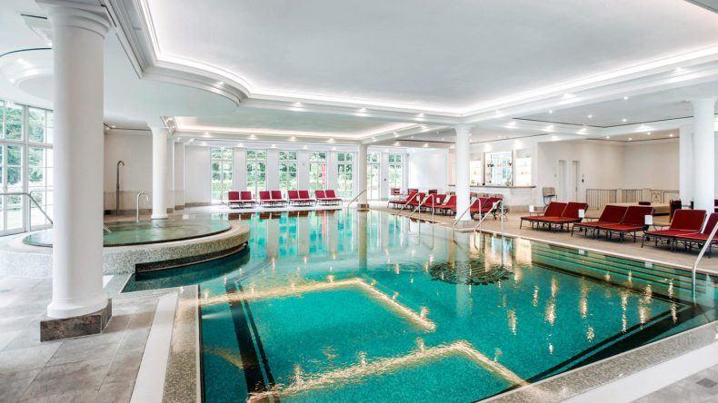 SPA des Grand Hotel Heiligendamm
