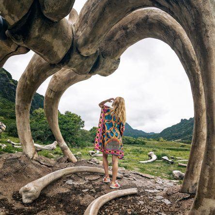 Gehört auch zu meinen Topbildern: Die Kualoa Ranch in Hawaii