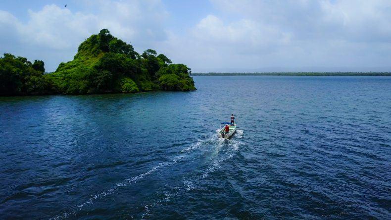 3. Bootsfahrt durch den Nationalpark Los Haitises