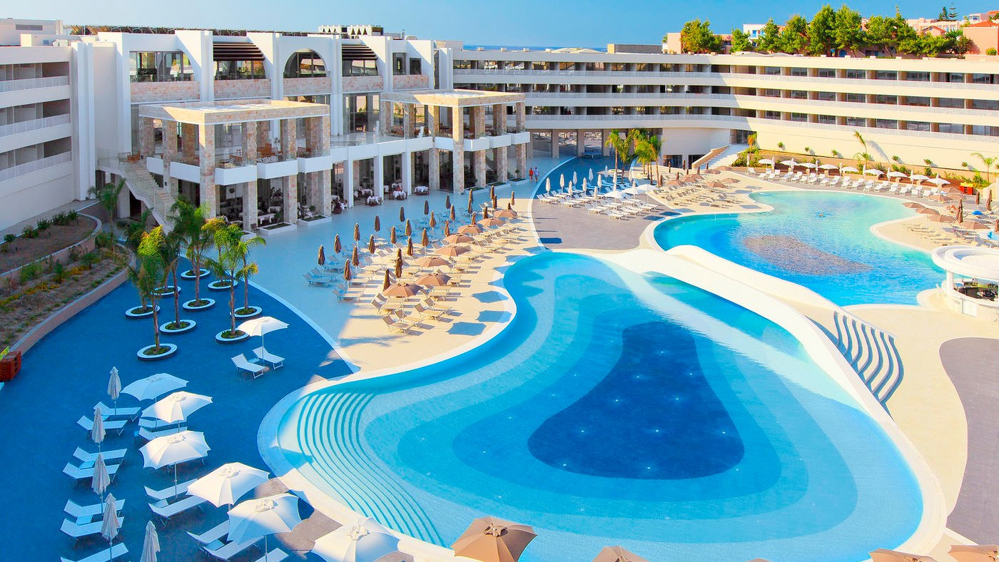 Badespass Auf Rhodos Im Princess Andriana Resort Spa Oder Liebling