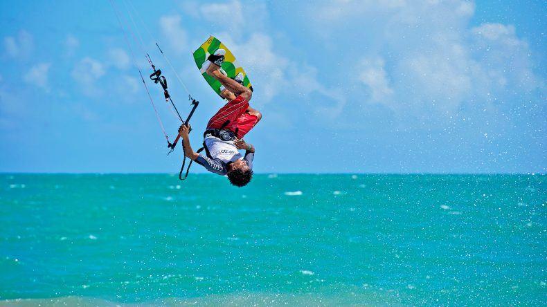Kitesurfen in Cabarete