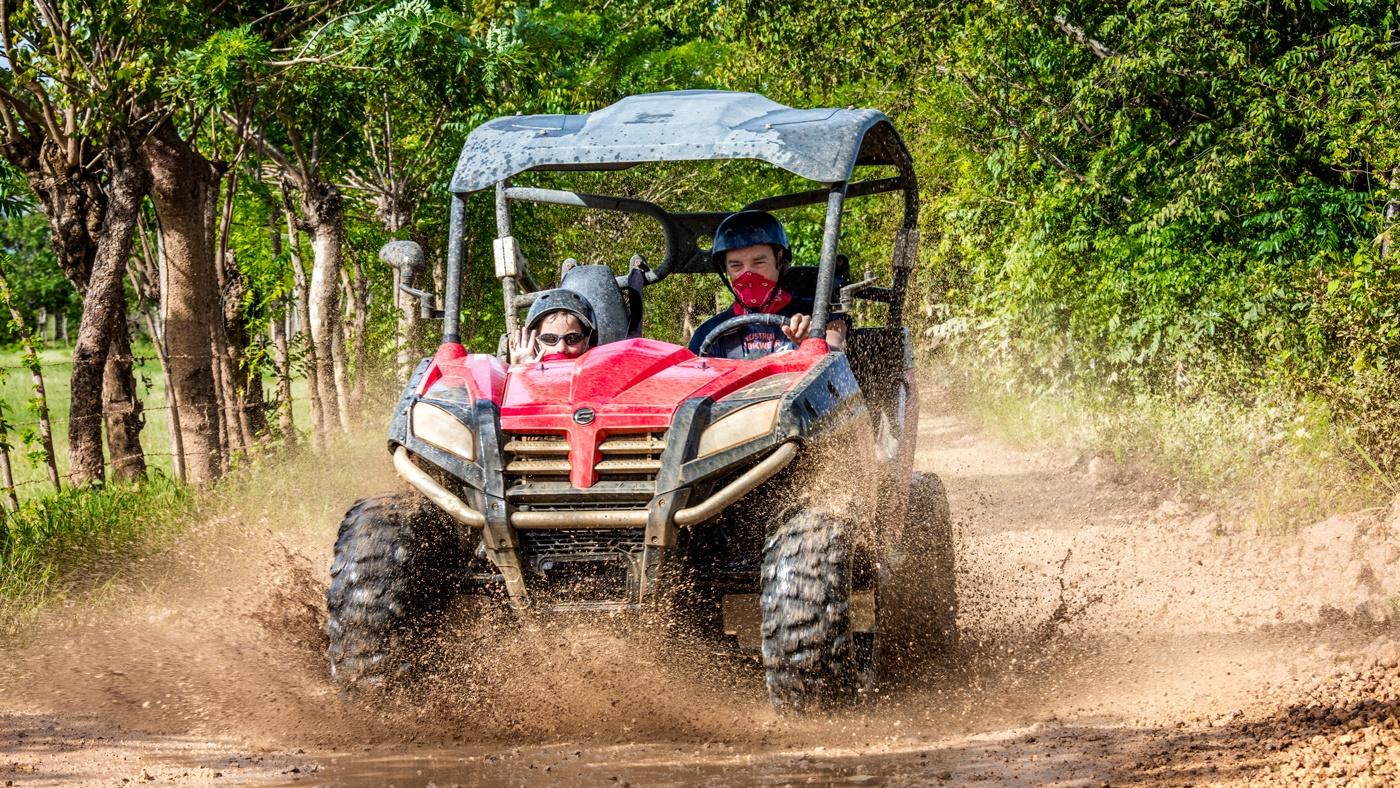 Abenteuer in der Ferne: Sportliche Ausflüge in der Dominikanischen Republik