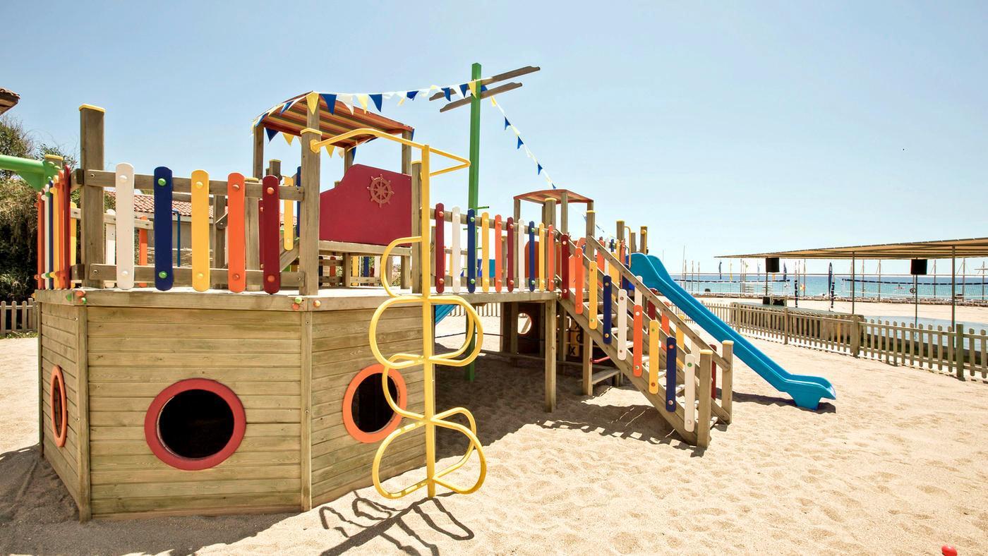 Kinderspielplatz im TUI BLUE Palm Garden