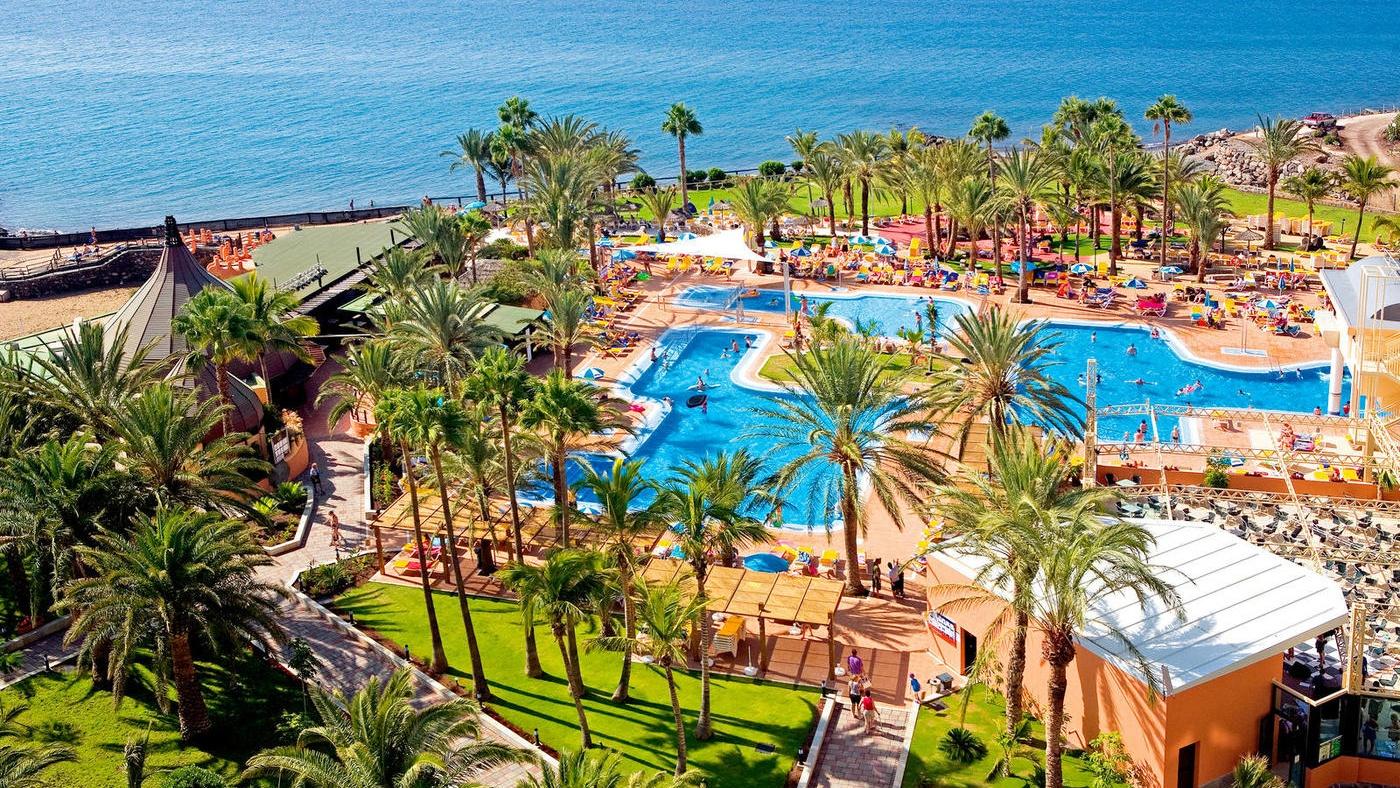 Hotel Orquidea Gran Canaria Tui