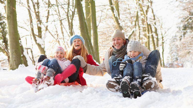 Winterurlaub für die ganze Familie