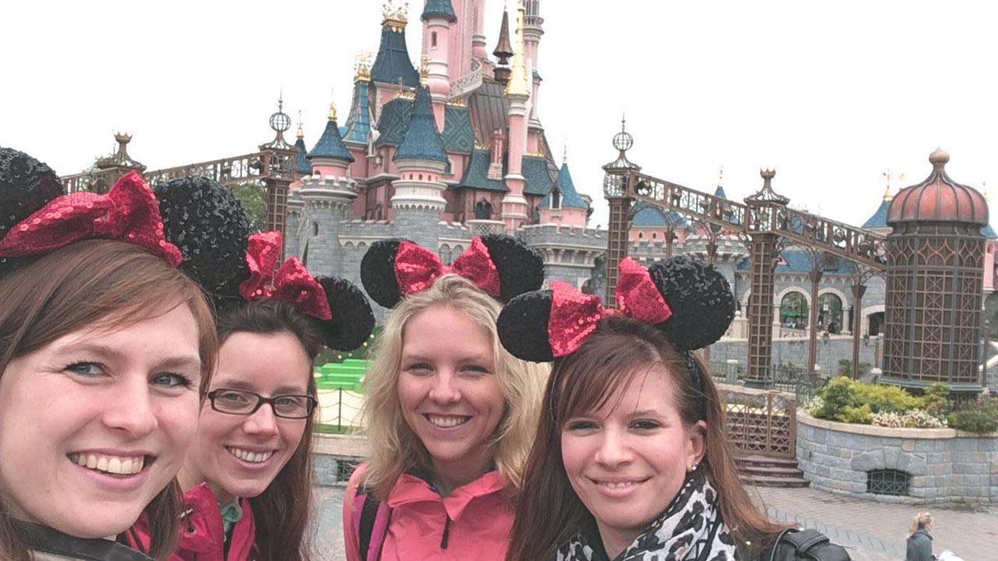Jungesellenabschied im Disneyland®