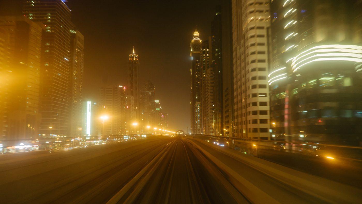 Dubai ist schnelllebig und modern, genauso wie sein Nachtleben.