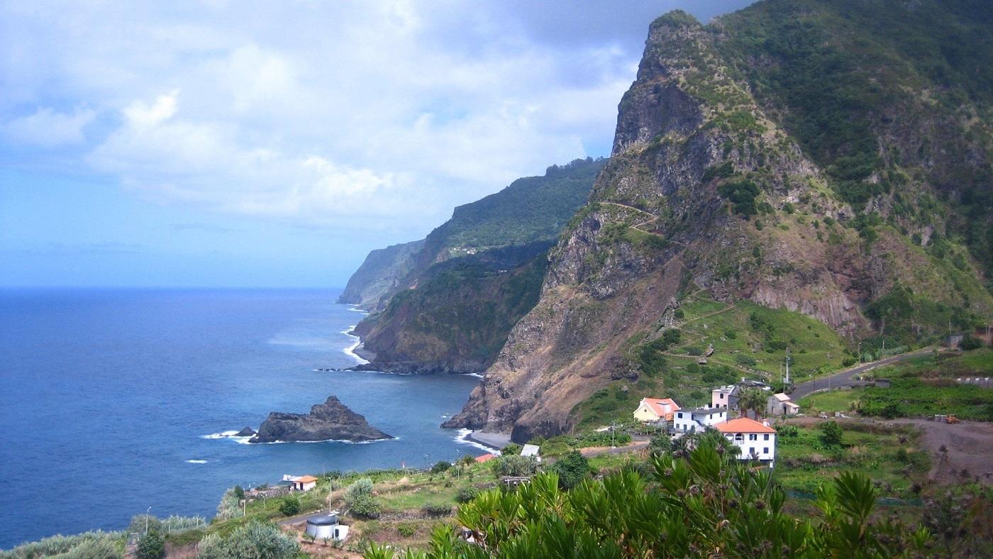 Madeiras wilder Norden ist ein wahrer Blickfang