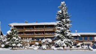 Mehr Hotelinformationen zum Panorama Hotel Kaserer