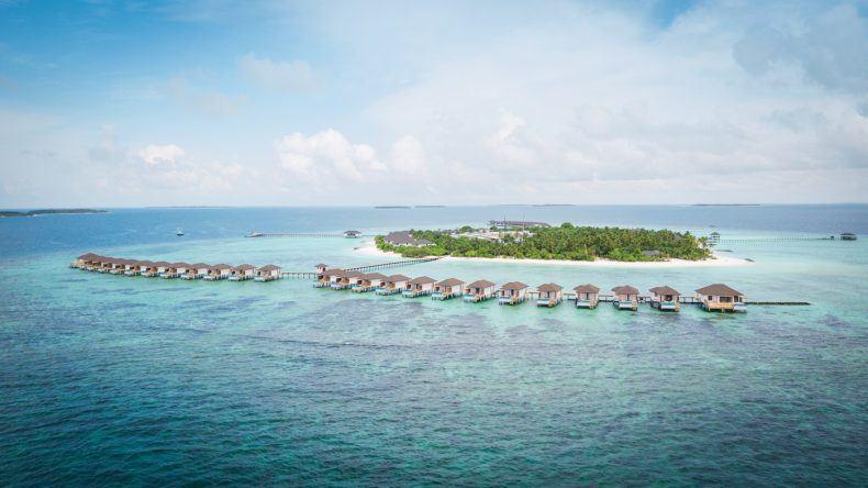 Seit dem 15. November 2017 für euch geöffnet: Der ROBINSON Club Noonu auf den Malediven
