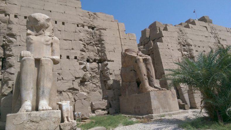 Top Reiseziele 2018: Ägypten