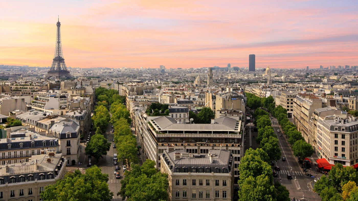 Top Reiseziele 2018: Paris