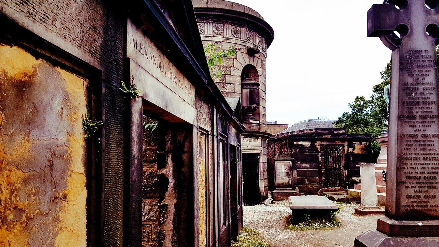 Old Calton Cemetery