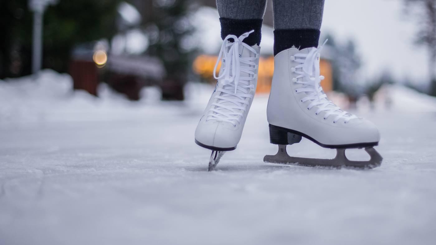 Eislaufen in Berlin macht im Winter gleich doppelt viel Spaß