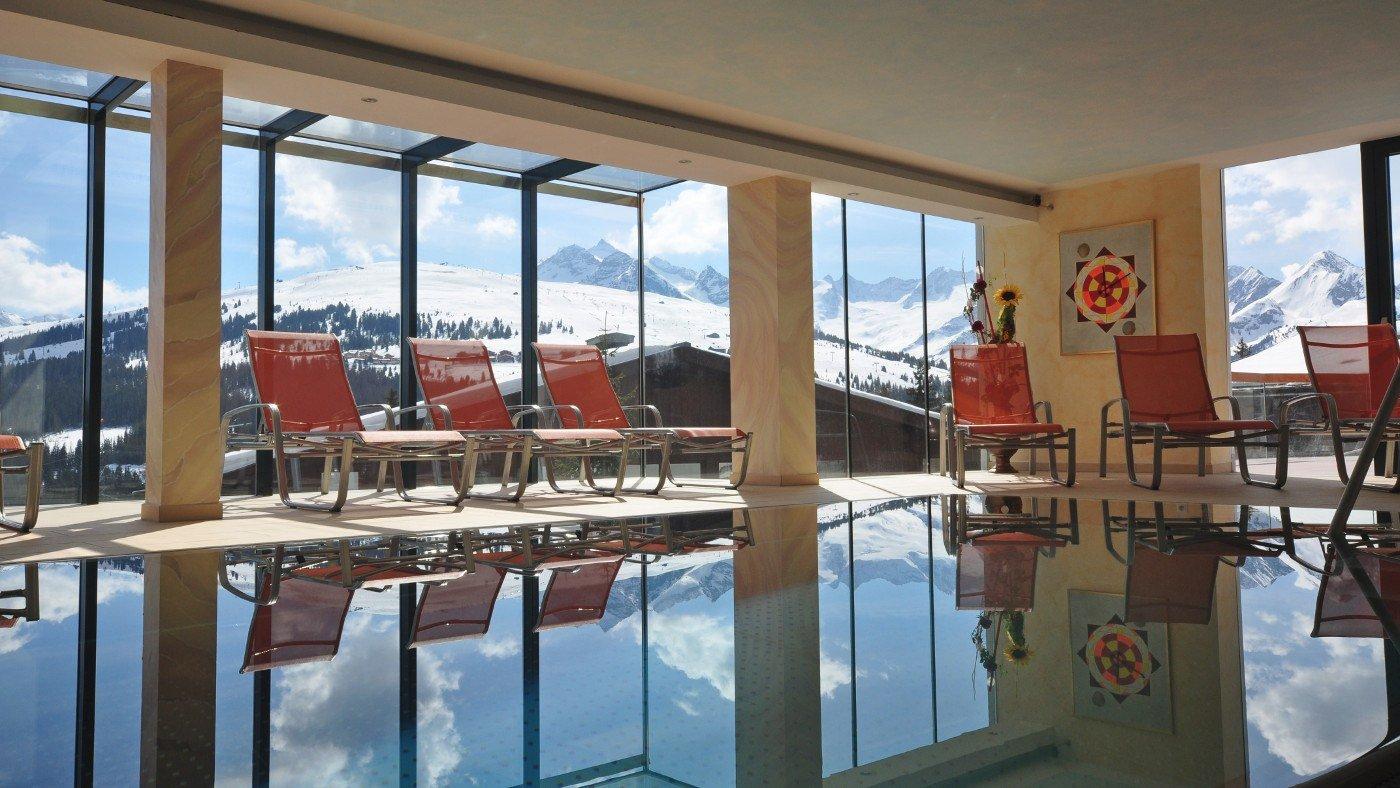 Ferienhaus mit Pool in Österreich
