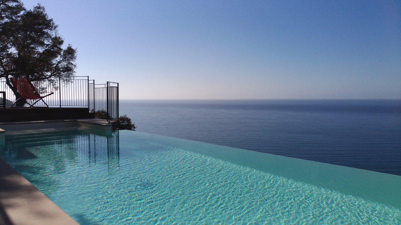 Ferienhaus mit Pool auf Sizilien