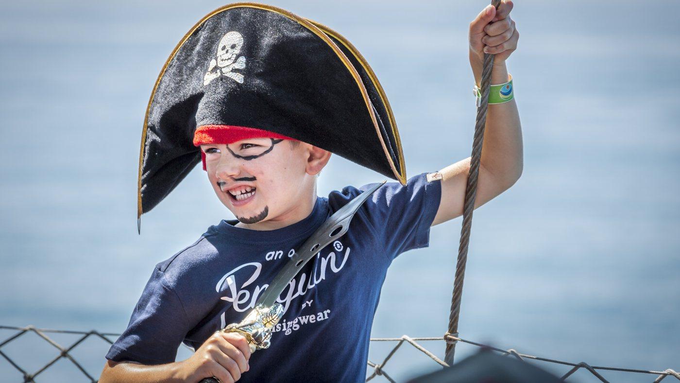 Sei ein Pirat bei der TUI