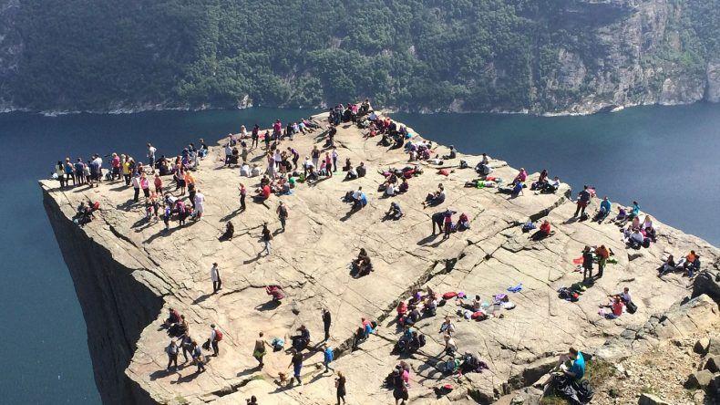Top Reiseziele 2018: Norwegen
