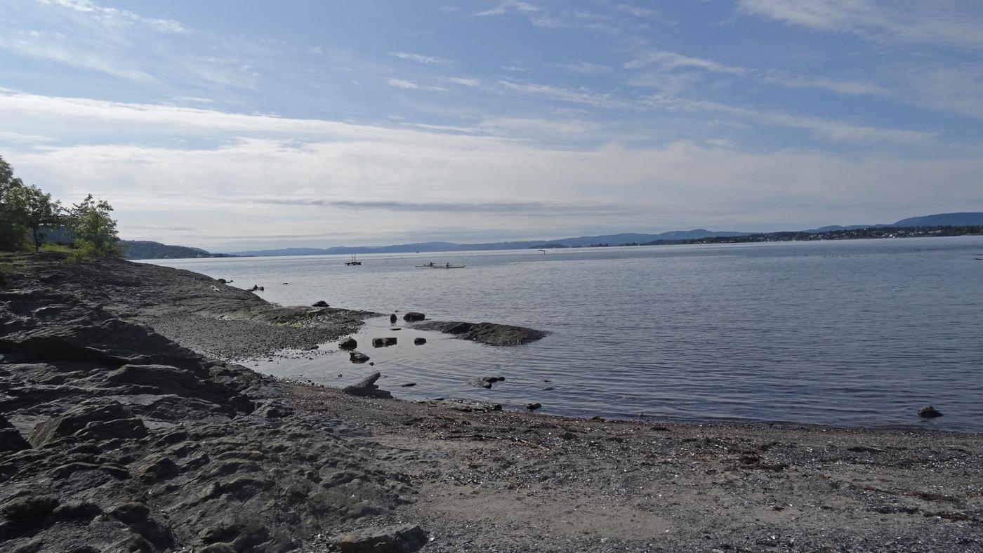Die Halbinsel Bygdøy