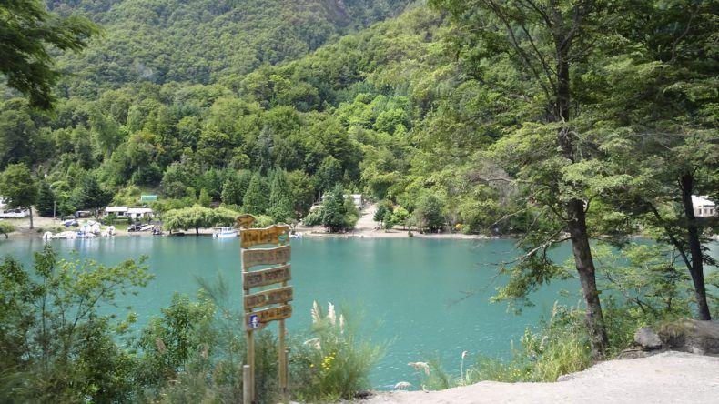 Lago Esmeraldo, Chile