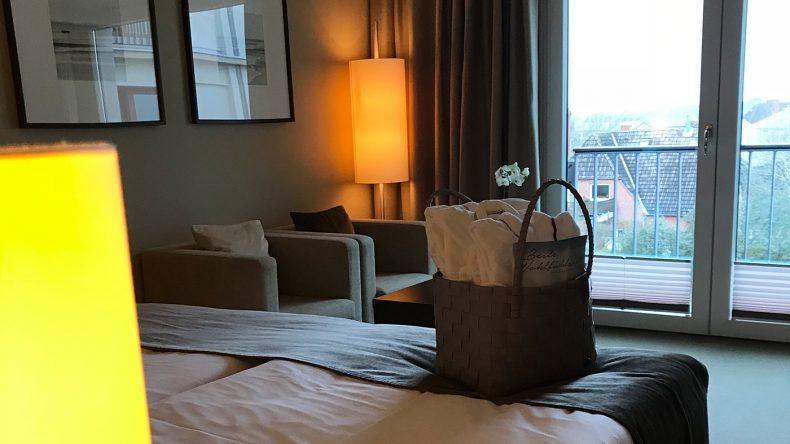 Zimmer im AROSA-Resort