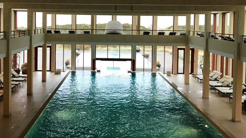 Wellness-Bereich des AROSA-Resort
