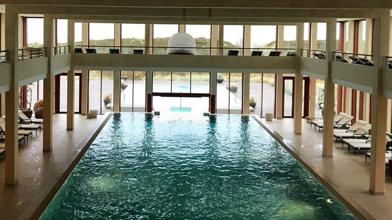 Wellness-Bereich des AROSA-Resort