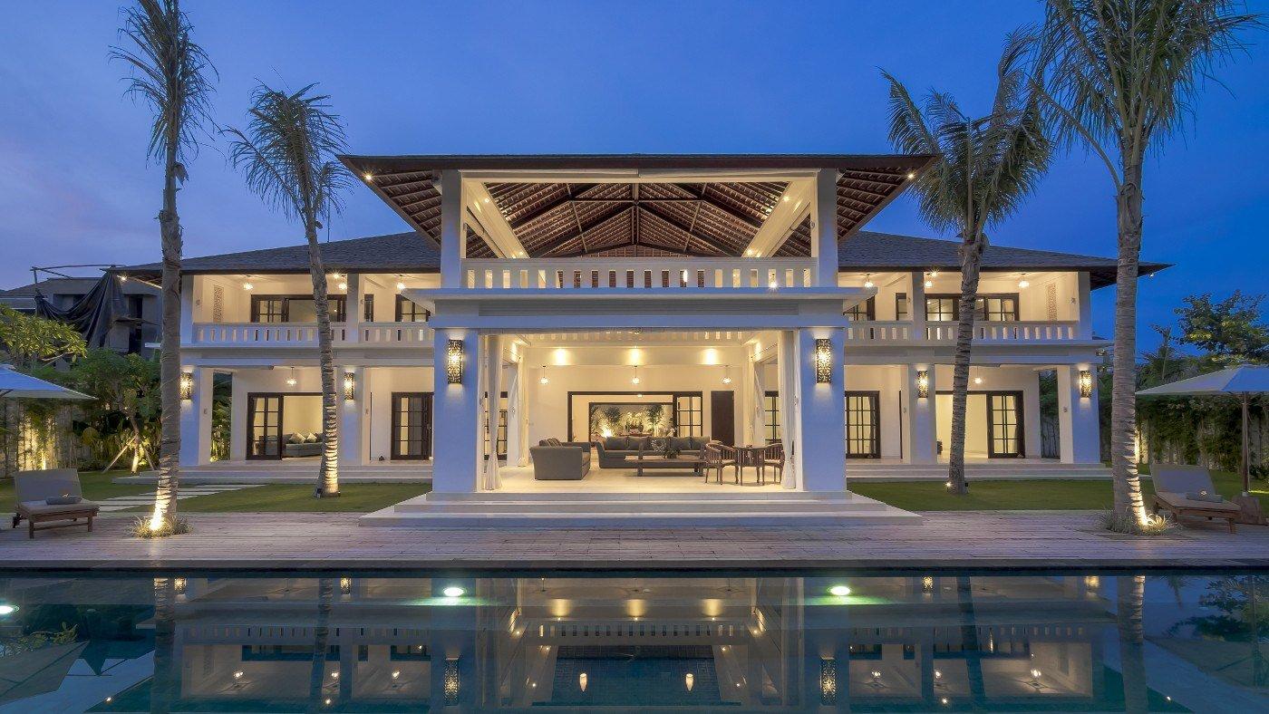 Luxus Ferienhaus auf Bali