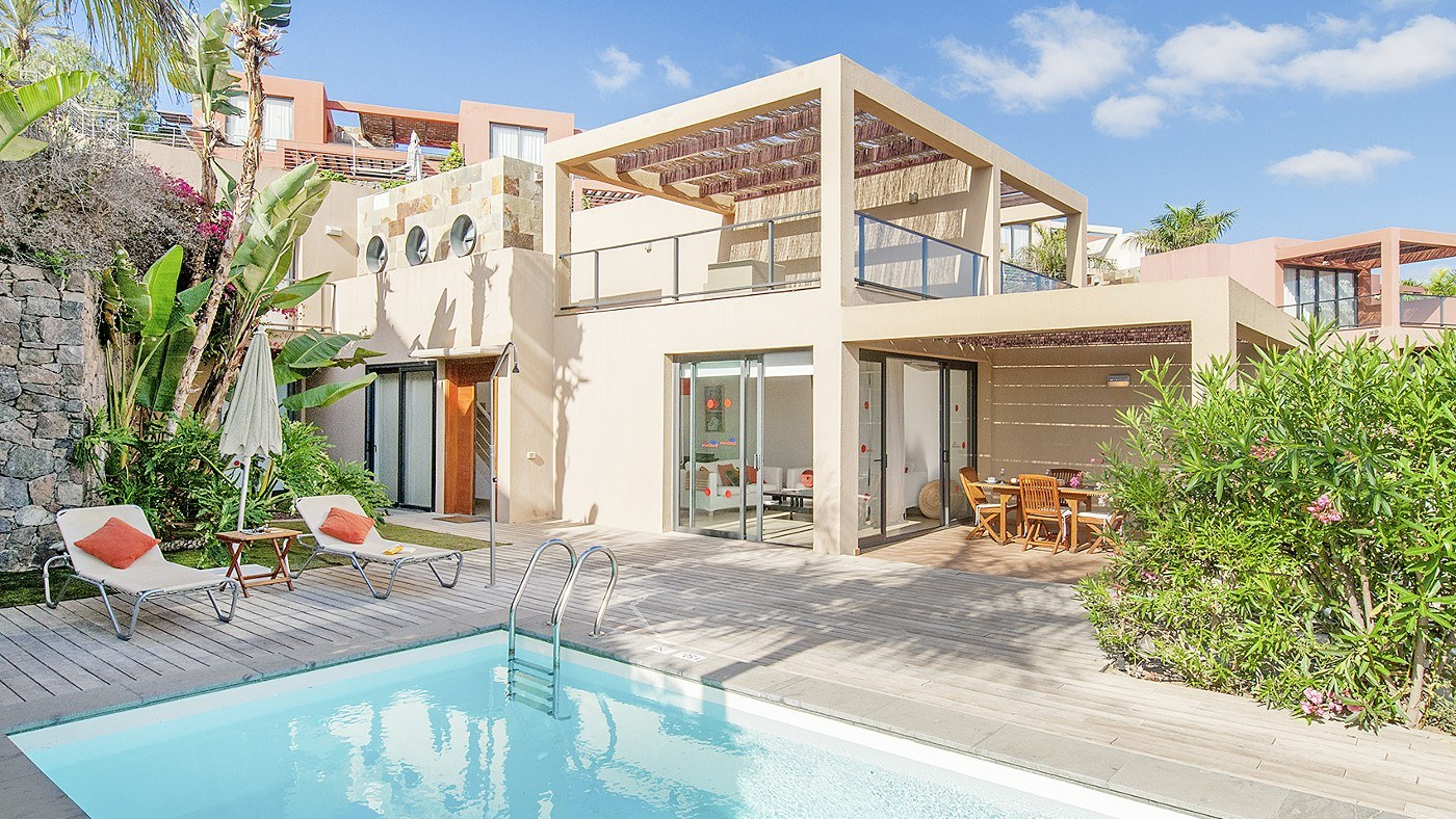 Luxus Designvilla auf Gran Canaria
