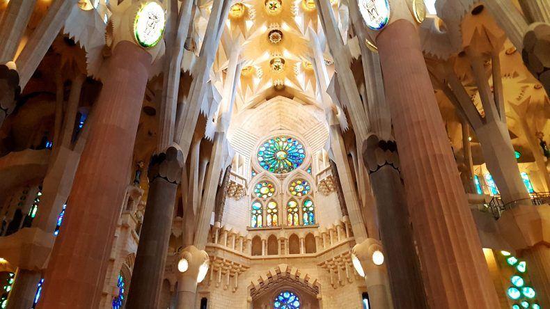 Die schönsten Kirchen: Sagrada Familia in Barcelona