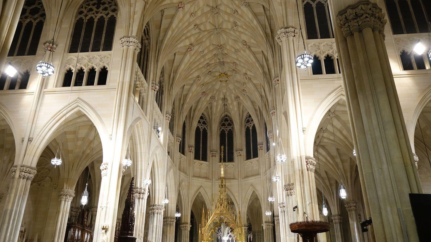Die schönsten Kirchen: St. Patrick's Kathedral New York