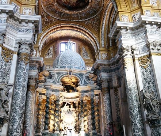 Die schönsten Kirchen: Die Santa Maria Assunta